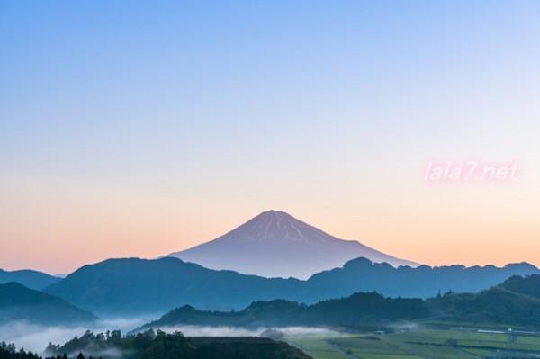 富士山の雄大な景色・パワースポット