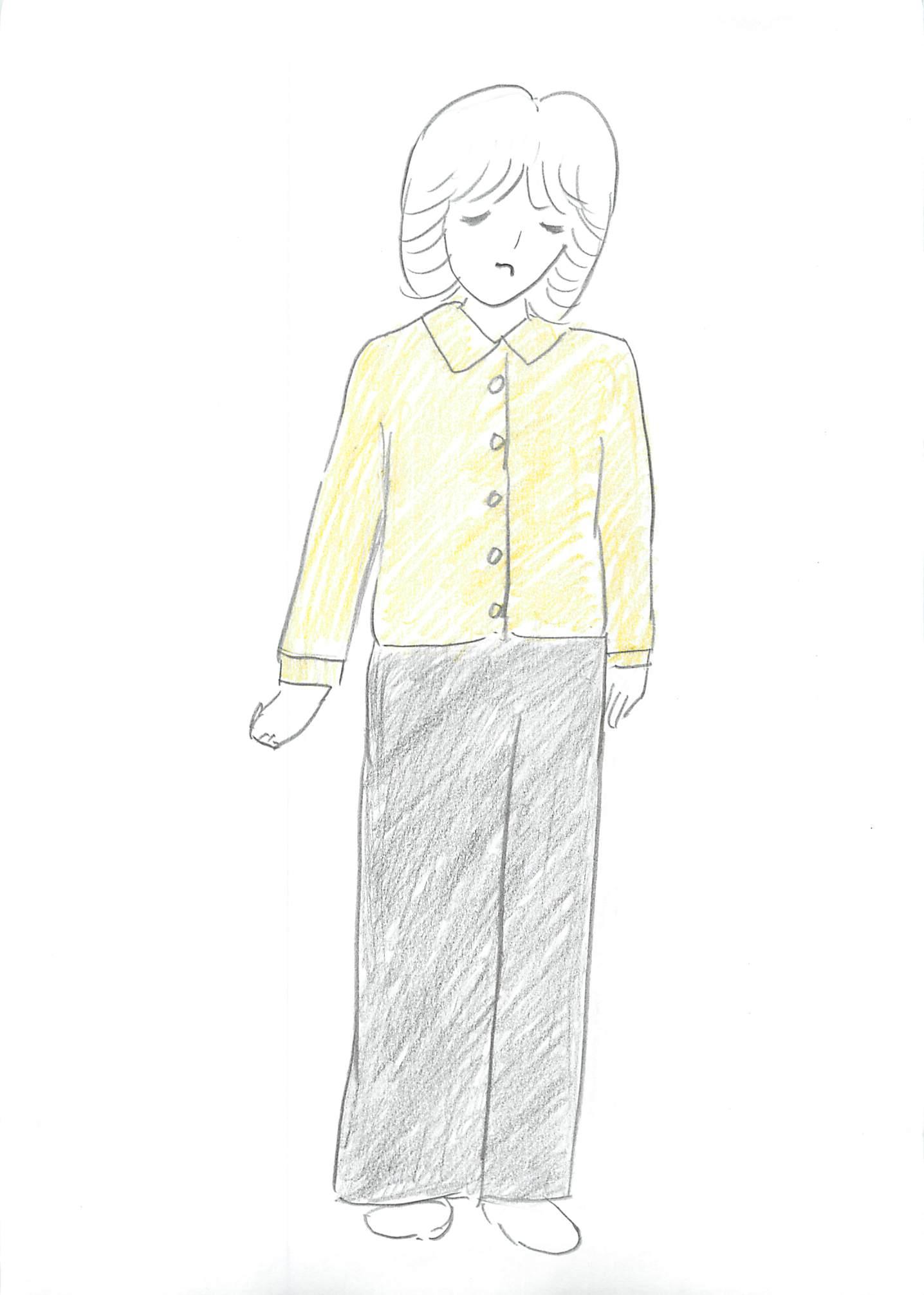 洋服コーディネート