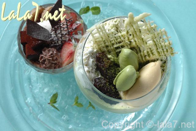パフェ アイス 洋菓子