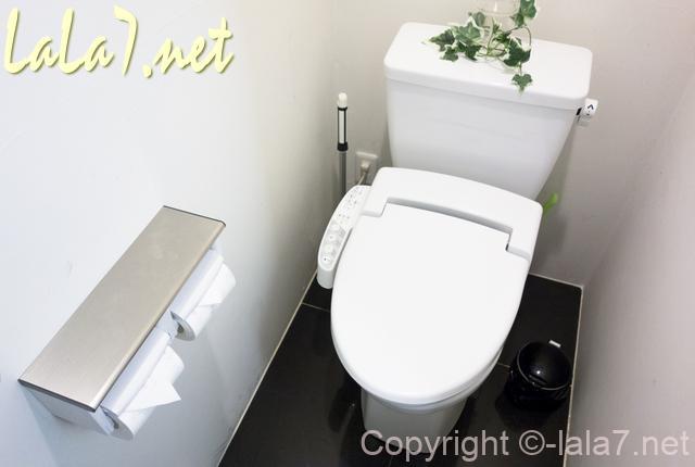 洋式トイレ お手洗い