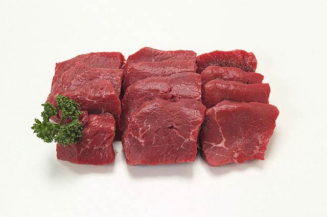 赤身肉 牛の赤身肉