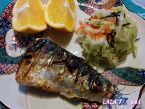 健康的な脚やせの平凡な食事