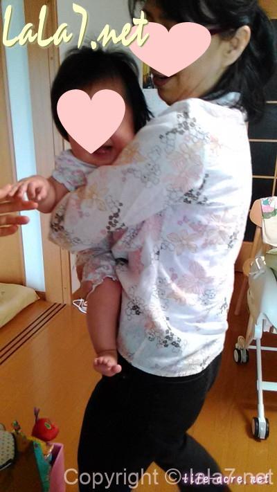 赤ちゃん遊び6か月
