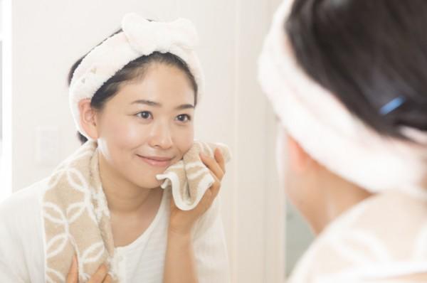 洗顔方法での間違い・効果的な保湿と就寝前の保湿に要注意