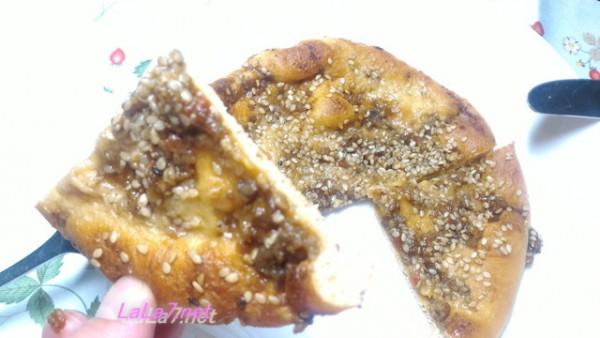 ローソン「ブランのプルコギピザパン」食べた感想・和のおかずと相性良し糖質制限