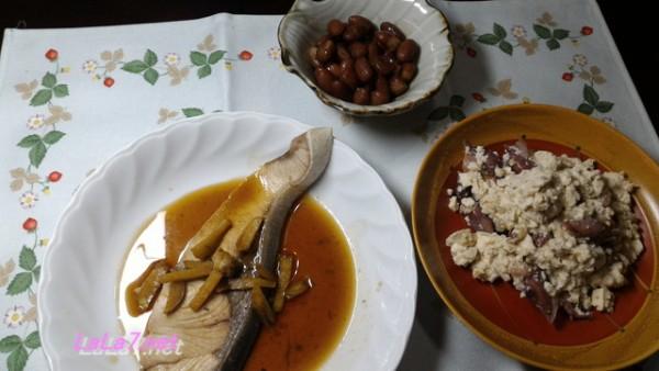 速い安い旨い!の糖質制限レシピ夕食むき魚メイン