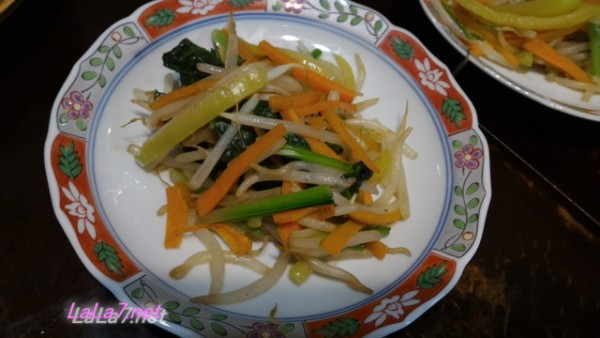 速い安い旨い!の糖質制限レシピ夕食むきに合わせた野菜炒め