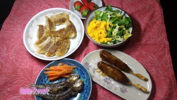 低糖質・糖質制限ダイエットに疲れたときの手抜き夕食メニュー例
