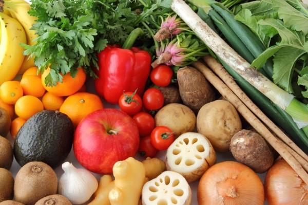 ビタミンCが多い野菜の数々