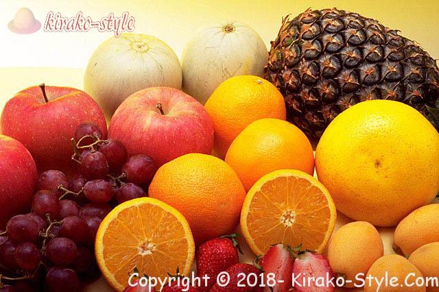 しわの原因「紫外線」老けないための予防法と解決のカギはビタミンC、ビタミンCを多く含む果物