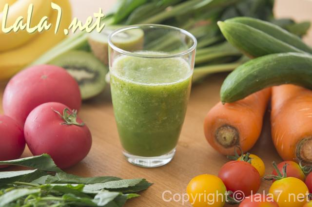 野菜ジュース・野菜スムージー