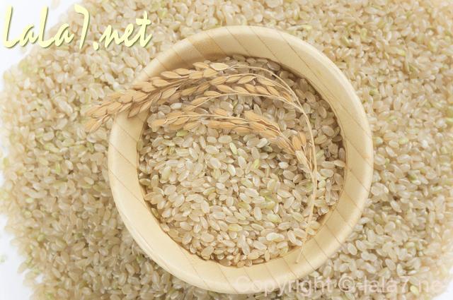 お米 生の米