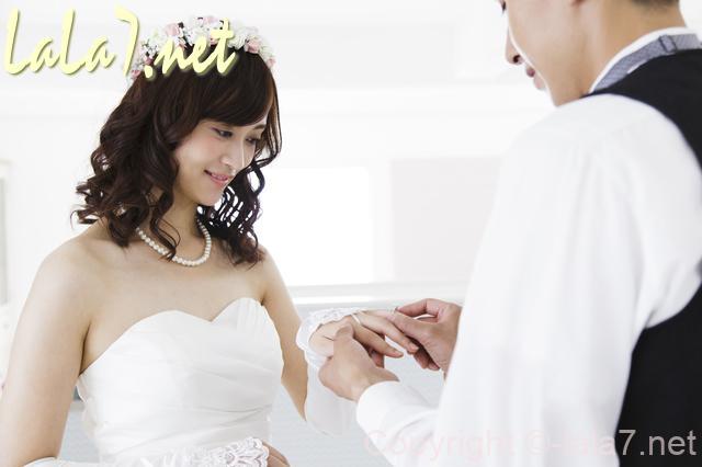 ブライダル 結婚式 カップル