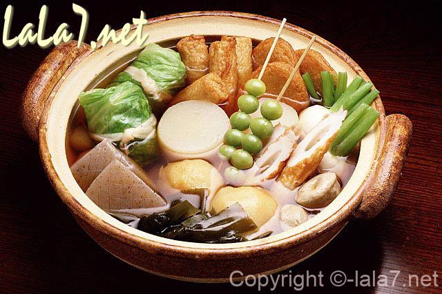 鍋料理 土鍋 なべ おでん