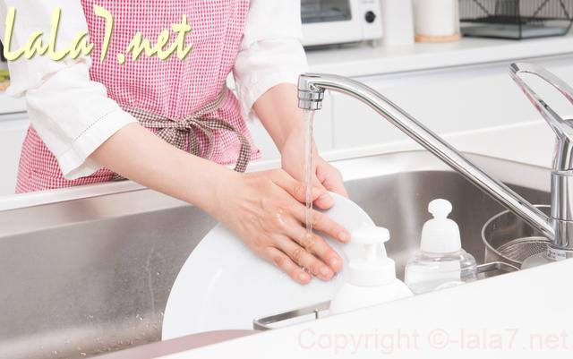 台所など水回り衛生対策